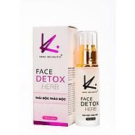Mặt nạ sủi bọt thải chì cho da - Face Detox Herb Kay Beauty thumbnail
