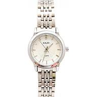 Đồng hồ Nữ Halei - HL552 Dây trắng thumbnail