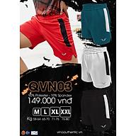 Set bộ nam thể thao TENNIS - NEWP03 Vina Authentic, chất đẹp chuẩn dáng, thấm hút mồ hôi thumbnail