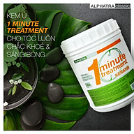 KEM Ủ TÓC 1 PHÚT - ONE MINUTE TREATMENT BEAUTIFUL - Alphatra Classic thumbnail