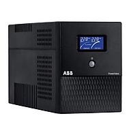 Bộ lưu điện UPS ABB PowerValue 11LI Pro 600VA - Hàng chính hãng thumbnail
