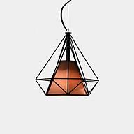 Đèn Trang Trí Kim Cương ( lồng vải màu nâu tây ) thumbnail
