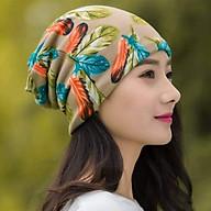 Nón Đa năng, Tuban Mũ chụp Đầu thời trang Hàn Quốc DONA20120202 thumbnail