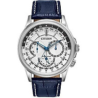 Citizen Men s Eco-Drive Calendrier Watch with Day Date, BU2020-02A thumbnail