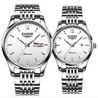 Đồng hồ đôi Kassaw K876-10 chính hãng Thụy Sỹ thumbnail