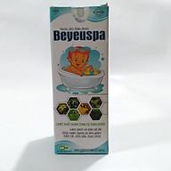 Sữa tắm thảo dược Beyeuspa chai 150ml- Làm sạch và bảo vệ da, giúp kháng khuẩn, ngăn ngừa và làm giảm rôm sẩy, hăm nẻ, mụn nhọt. Làm mát da, giữ da luôn mềm mại, thơm mát và khỏe mạnh thumbnail