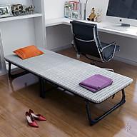 Giường gấp giường ngủ di động có đẹm gấp 2 khúc tiện dụng dài 185cm MBC2102 - Hàng chính hãng thumbnail