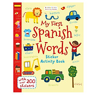 My First Spanish Words thumbnail