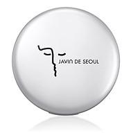 Phấn bột dạng nén siêu mịn, lâu trôi javin de seoul Hàn quốc 13g hộp Kèm 1 mặt nạ collagen dabo thumbnail