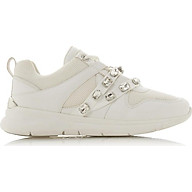 Giày Sneaker Nữ Extraa S Dune London Lace Ups - White-Synthetic thumbnail