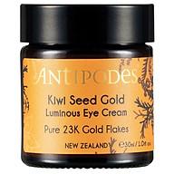 Antipodes Kiwi Seed 23k Gold Eye Cream 30ml thumbnail