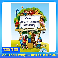 Oxford Children s Picture Dictionary For Learners Of English Pack thumbnail