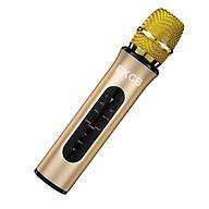 Micro Hát Karaoke Bluetooth Kết Nối Không Dây Cao Cấp Âm Thanh Chân Thật PKCB -Hàng Chính Hãng thumbnail