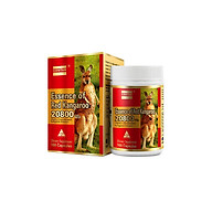 Thực phẩm chức năng Viên uống tinh chất Costar Essence of Red Kangaroo 28000 max, hỗ trợ tăng cường sinh lực nam giới (100 viên) - Nhập khẩu Australia thumbnail