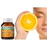Viên uống bổ sung Vitamin C Blackmores Bio C 1000mg (31 viên) thumbnail