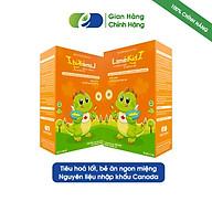 [Combo 2] Cốm Laminkid I - Tiêu hoá tốt, trẻ ăn ngon, giúp tăng sức đề kháng và tăng cân tự nhiên thumbnail