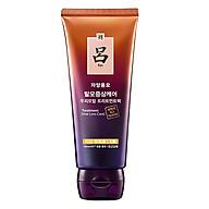Dầu Xả Giảm Rụng Tóc Ryo Jayang Yun Mo Hair Loss Care Treatment Pack 200ml thumbnail