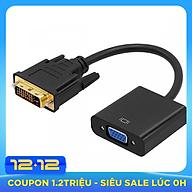 Cáp chuyển đổi DVI (24+1) sang VGA - DVI To VGA thumbnail