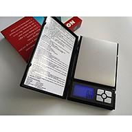 Cân tiểu ly notebook 2000g 0.1g (Tặng kèm 03 móc treo đồ dán tường ngẫu nhiên) thumbnail