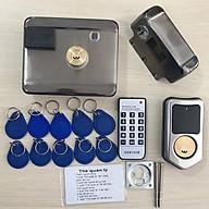 Khóa Cổng Điện Tử Smart Rim RFID SG-301 ( nguồn trong khóa) thumbnail