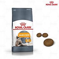 Thức ăn cho mèo ROYAL CANIN HAIR & SKIN CHĂM SÓC DA VÀ LÔNG thumbnail