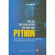 Bài Tập Lập Trình Cơ Bản Với Ngôn Ngữ Python thumbnail