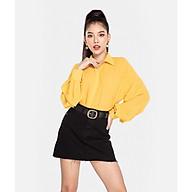 HNOSS Váy kaki denim basic 65% Coton 35% Polyester BAA12011004HH thumbnail