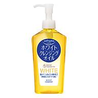Dầu Tẩy Trang Làm Sạch Tế Bào Chết Kosé Cosmeport Softymo White Cleansing Oil (230ml) thumbnail