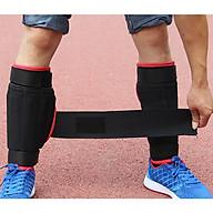 Tạ Đeo Chân tập thể dục tăng cơ, sức bật và sức bền loại 6kg -hàng chính hãng thumbnail