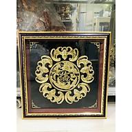 Tranh Ngũ Phúc Lâm Môn ,chiêu tài lộc,bình an cao 60cm thumbnail