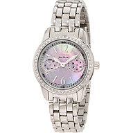 Citizen Women s Eco-Drive Watch with Swarovski Crystal Accents, FD1030-56Y thumbnail