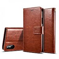 Bao da dành cho Iphone 6 Plus 6s Plus 7 Plus 7s Plus 8 Plus , X, Xs, Xs Max kiêm ví tiền đựng thẻ, card rất tiện lợi thumbnail