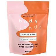 Body Blendz Body Coffee Scrub Coffee Buff 200g thumbnail