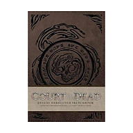 Court Of The Dead Hardcover Blank Sketchbook thumbnail
