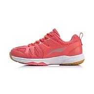Giày bóng chuyền nữ - giày cầu lông Lining AYT034-2 mẫu mới thiết kế trẻ trung, êm ái, thoáng khí dành cho nữ màu hồng đủ size thumbnail