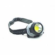 Đèn pin đội đầu siêu sáng nhỏ gọn tiện lợi có độ bền cao, an toàn khi sử dụng , thiết kế thông minh, cực kì gọn nhẹ - Hàng Chính Hãng thumbnail