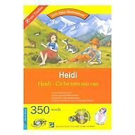 Happy Reader - Heidi Cô Bé Trên Núi Cao (Kèm 01 CD) thumbnail