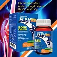 Viên Xương Khớp Flexwel hỗ trợ giảm đau nhức xương khớp - lọ 30 viên thumbnail