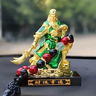 Tượng Phật Quan Công Trang Trí Xe Hơi và để phòng khách thumbnail