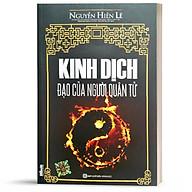 Sách - Kinh Dịch Đạo Của Người Quân Tử (Nguyễn Hiến Lê - Tái Bản 2018) thumbnail