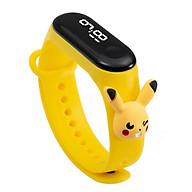 Đồng hồ trẻ em led cảm ứng chỉ 1 cái chạm nhẹ - ledbupbe thumbnail