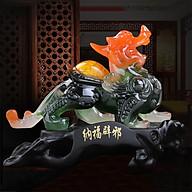 Tượng kì lân quà tặng trang trí nhà cửa cặp đôi kỳ lân vật phẩm phong thủy thumbnail