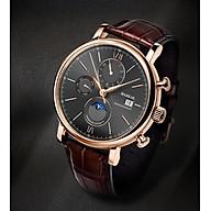 Đồng hồ nam HAZEAL H6005-2 chính hãng Thụy Sỹ thumbnail