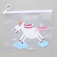 Túi Đựng Bút viết Zip Unicorn thumbnail