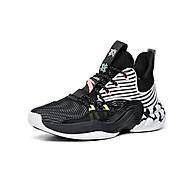 Giày bóng rổ nam Anta A-SHOCK Black White 812031105-4 thumbnail