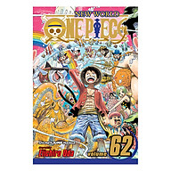 One Piece 62 - Tiếng Anh thumbnail