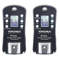 Bộ Kích Đèn Trigger Yongnuo 605 LCD Digital - Hàng Nhập Khẩu thumbnail