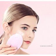 Máy Rửa Mặt Tẩy Trang Làm Sạch Sâu, Massge Tăng Cường Chuyển Hóa Collagen Giúp Giúp Trẻ Hóa Da - Cao Cấp Chính Hãng thumbnail