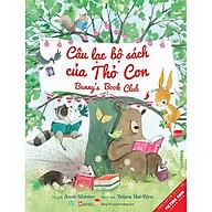 Sách song ngữ Câu lạc bộ sách của thỏ con thumbnail