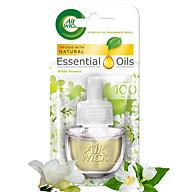 Lọ tinh dầu thiên nhiên Air Wick Ivory Freesia Bloom 19ml QT016820 - lan trắng nam phi thumbnail